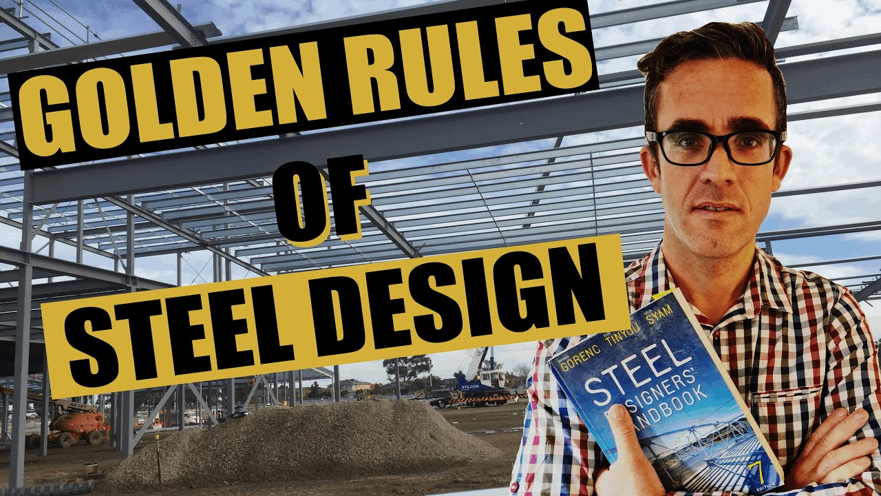 VIDEO: Critical factors in the structural design of steel-framed structures