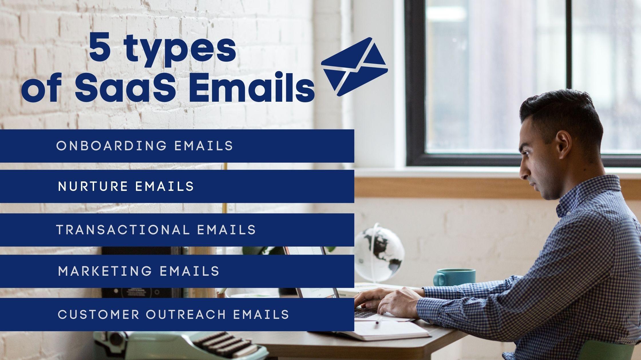 CaaSocio-5-types-of-saas-emails