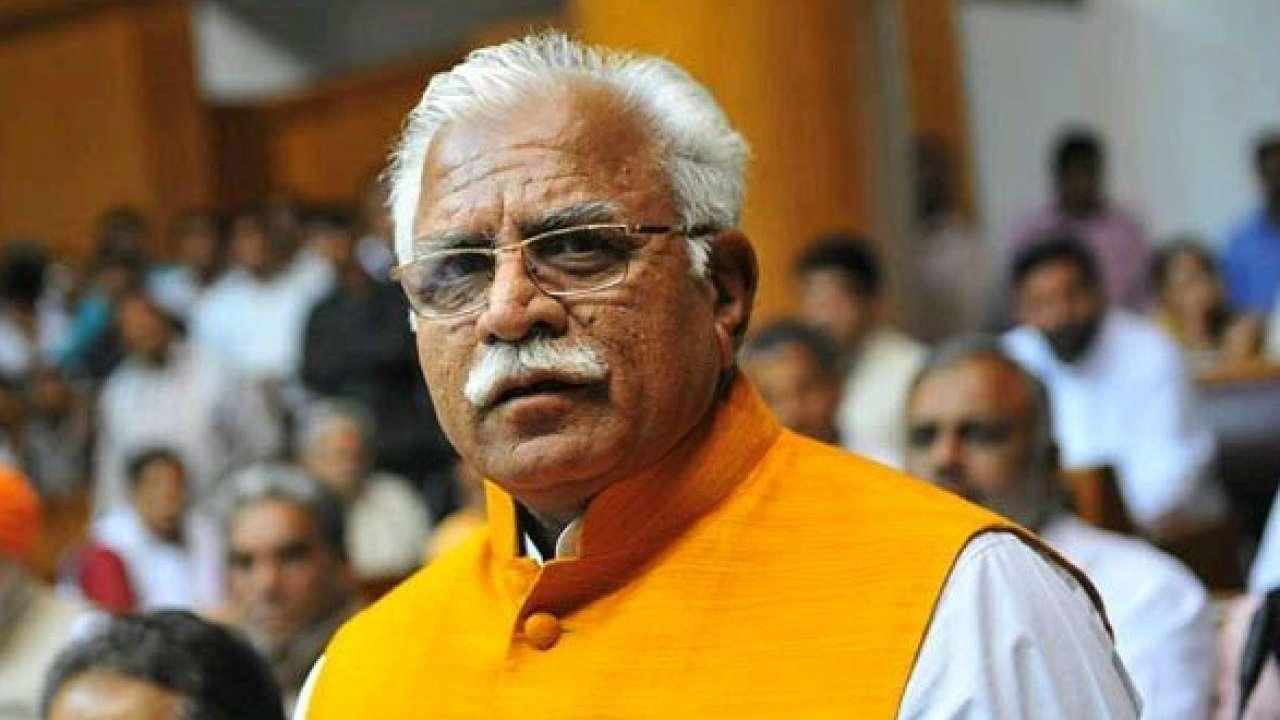CM Khattar, Haryana