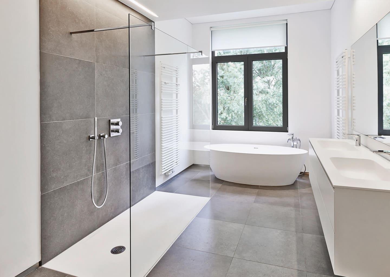 Beispielbild Walk-In Dusche