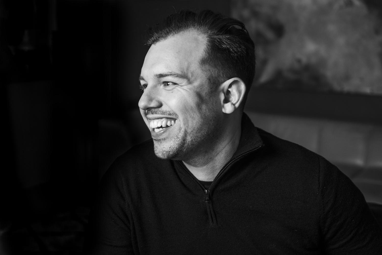 Ingo Großmann - Gründer von mulu lachend