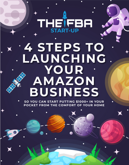 4 Steps to launch your first amazon fba business by the zab twins expert amazon coaches