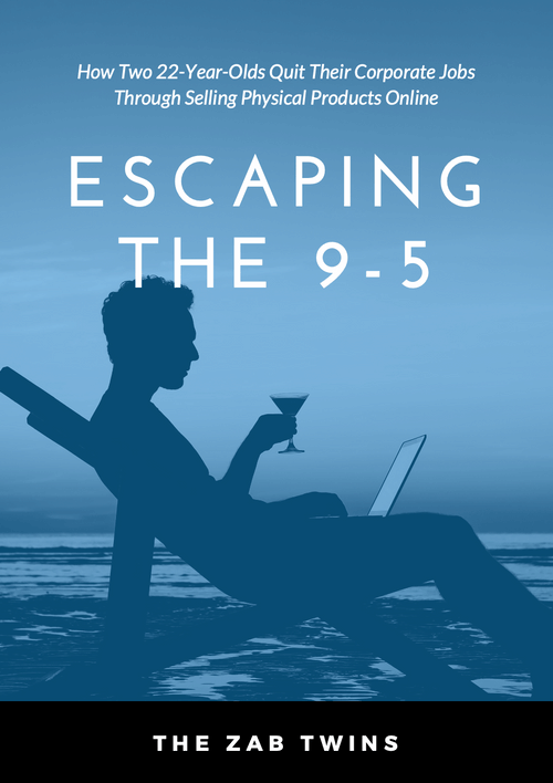 How to escape the 9-5 by the zab twins expert amazon coaches