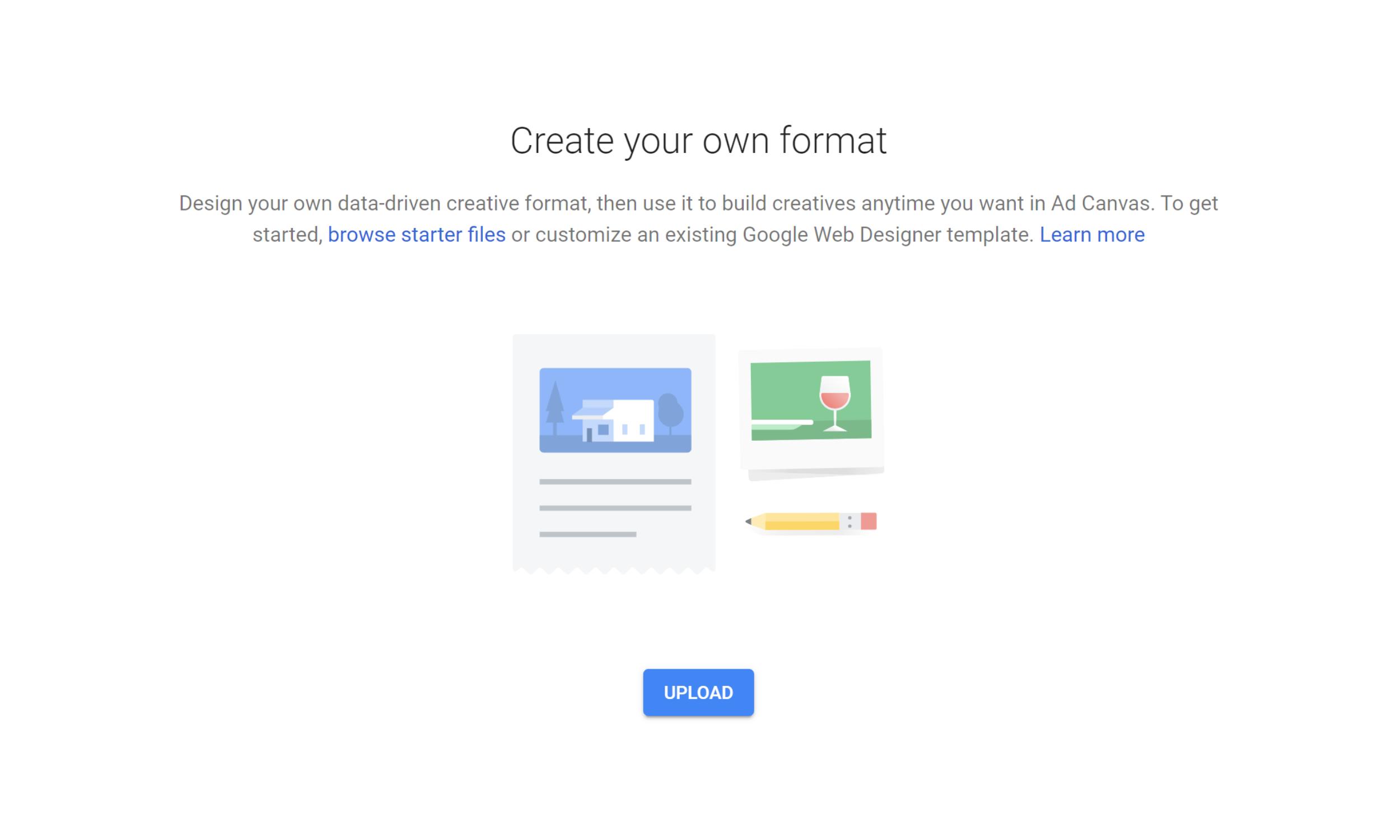 Custom Templates in Display & Video 360