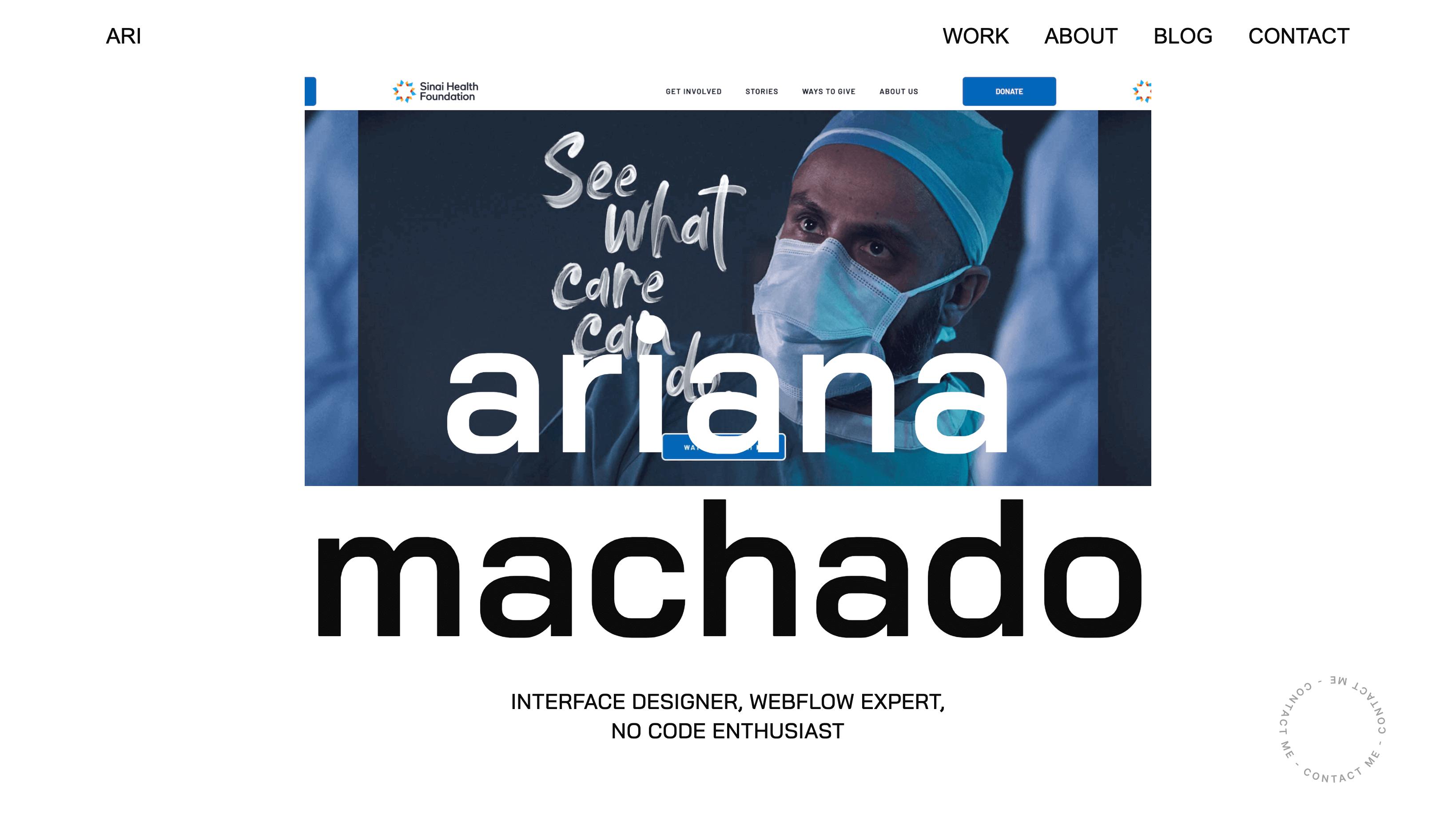 Ariana Machado