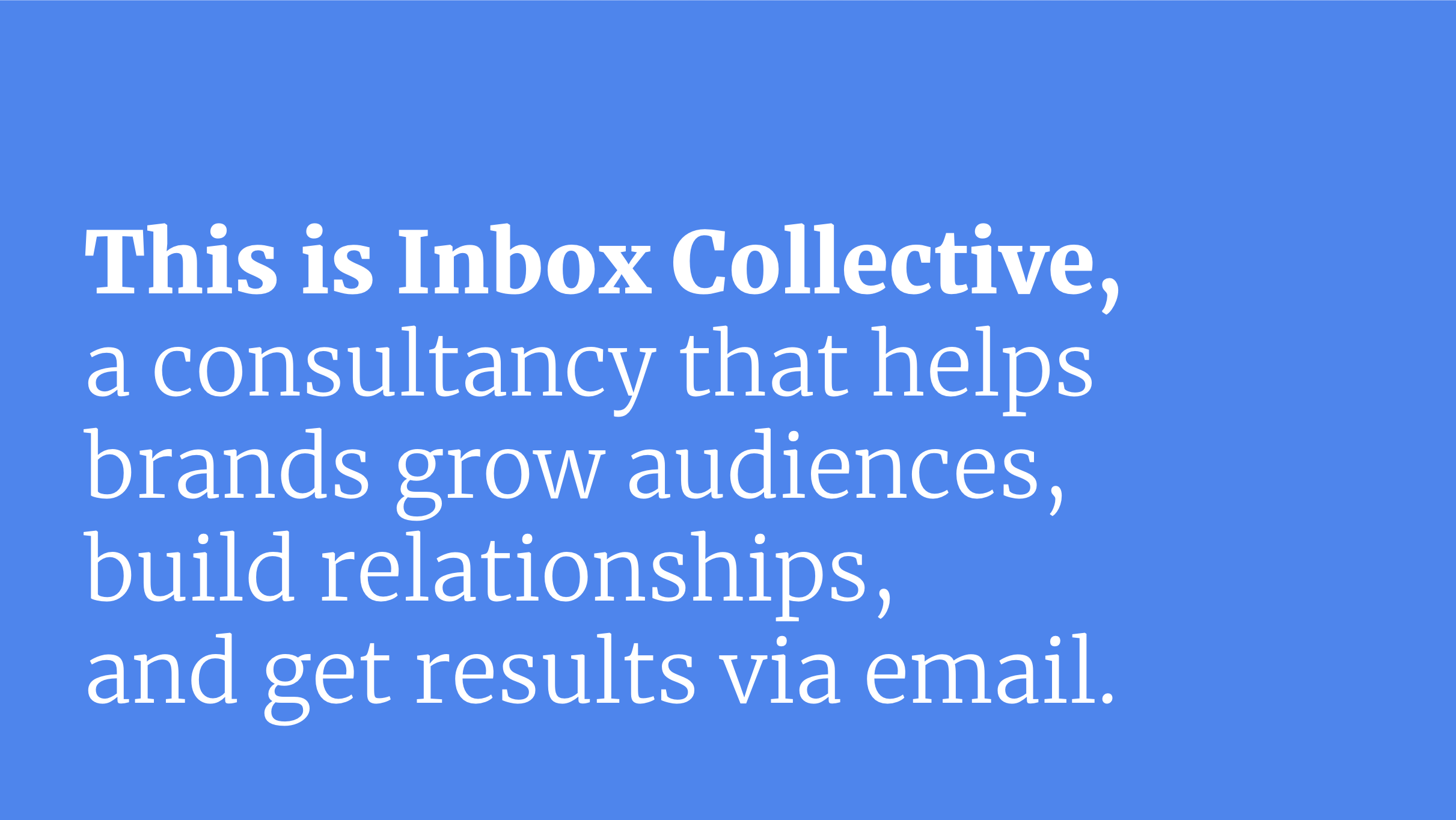 Inbox Collective