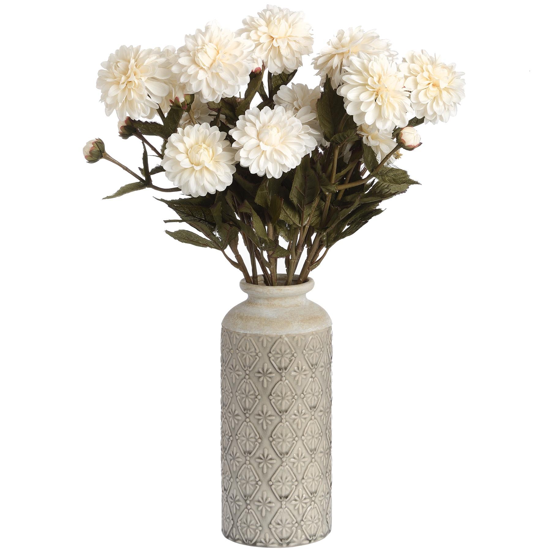 Large Nero Vase