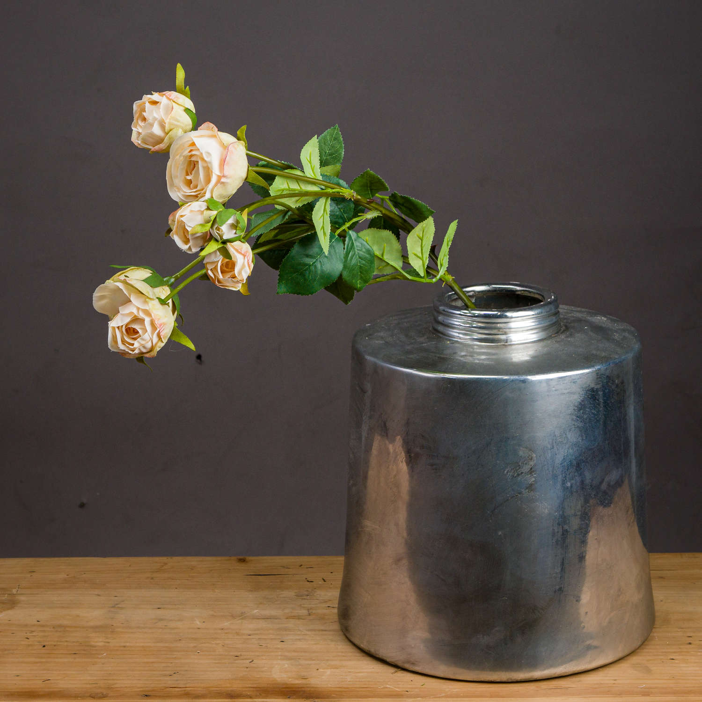 Medium Peach Spray Rose