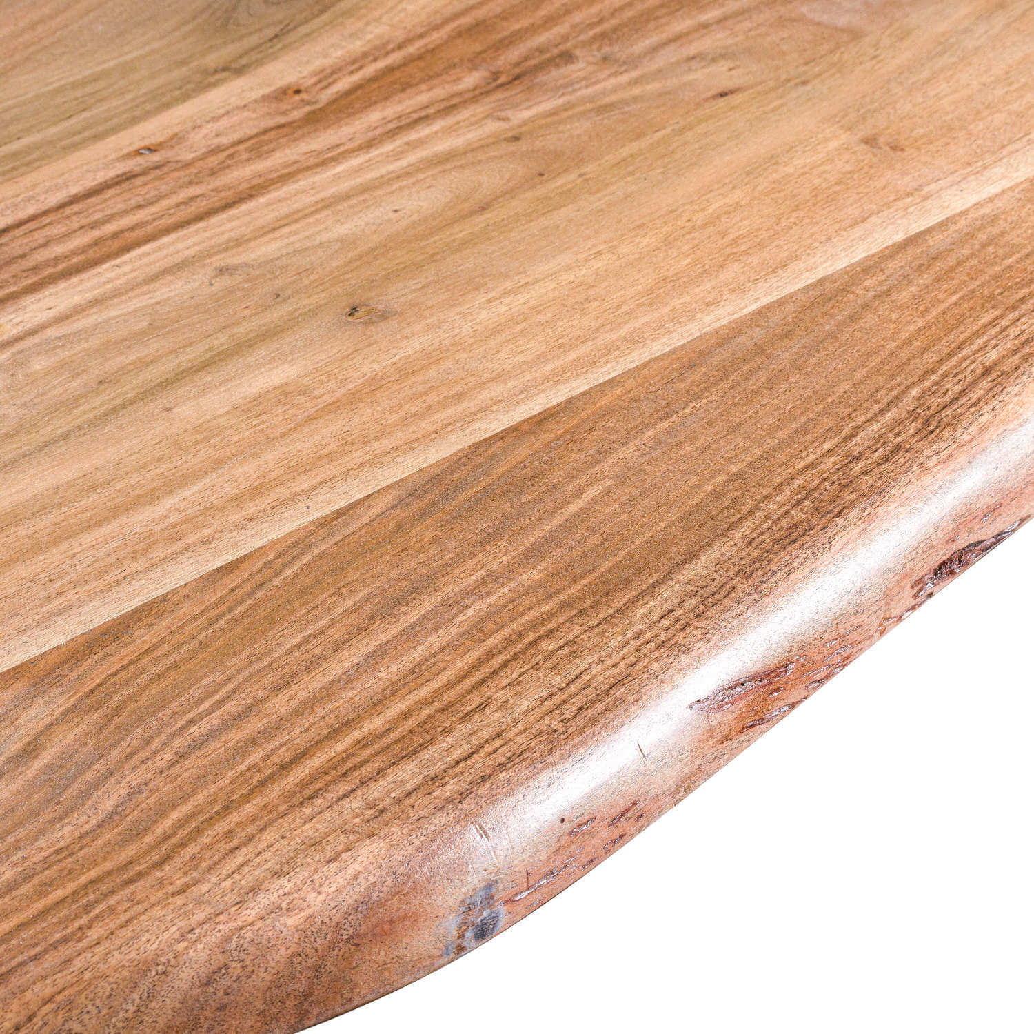 Live Edge Large Dining Table