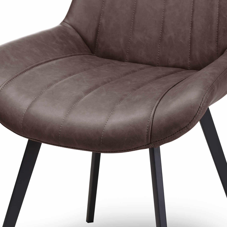 Malmo Grey Dining Chair