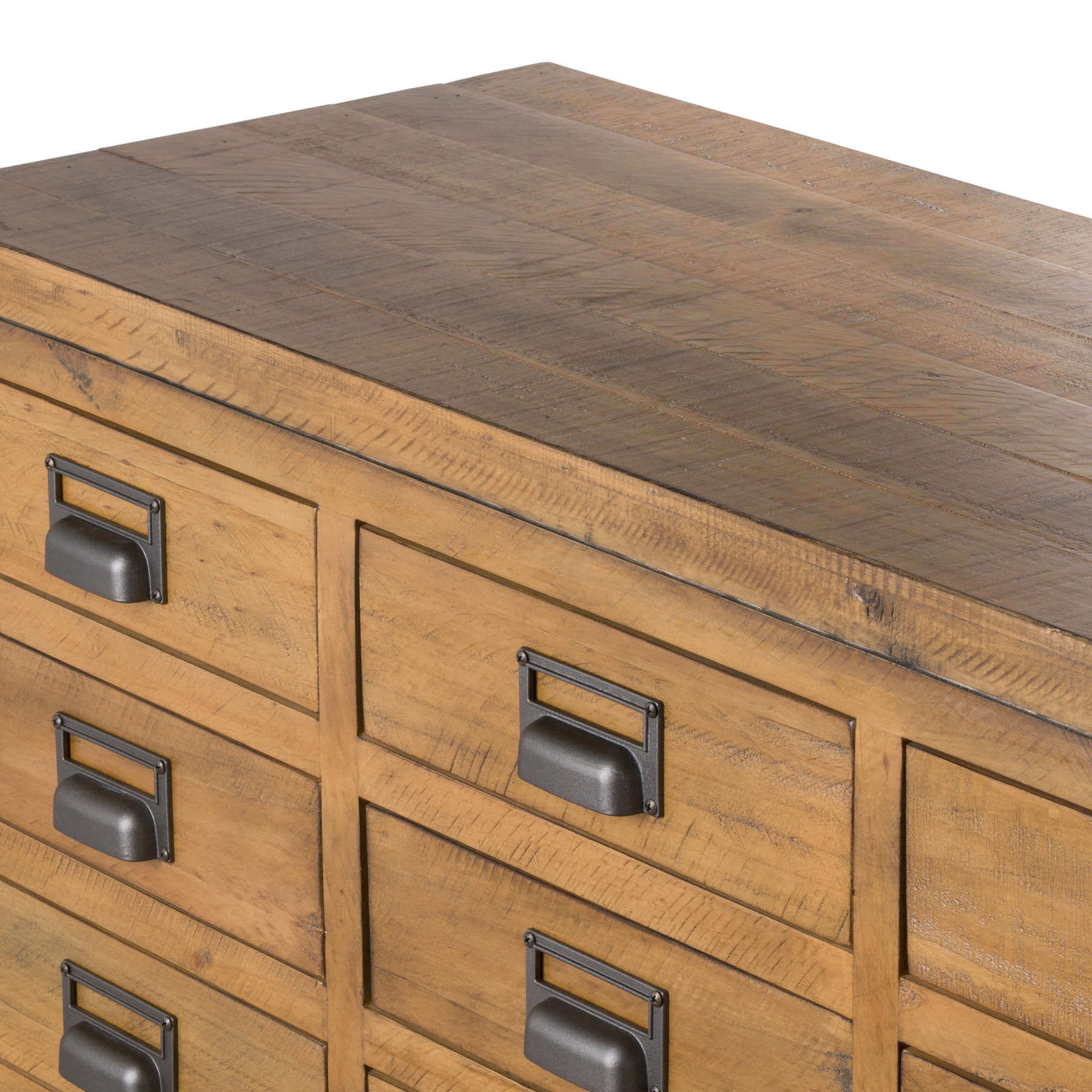The Draftsman Collection 20 Drawer Merchant Chest