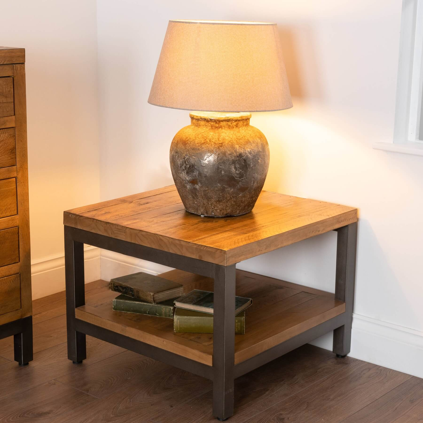 The Draftsman Collection Lamp Table
