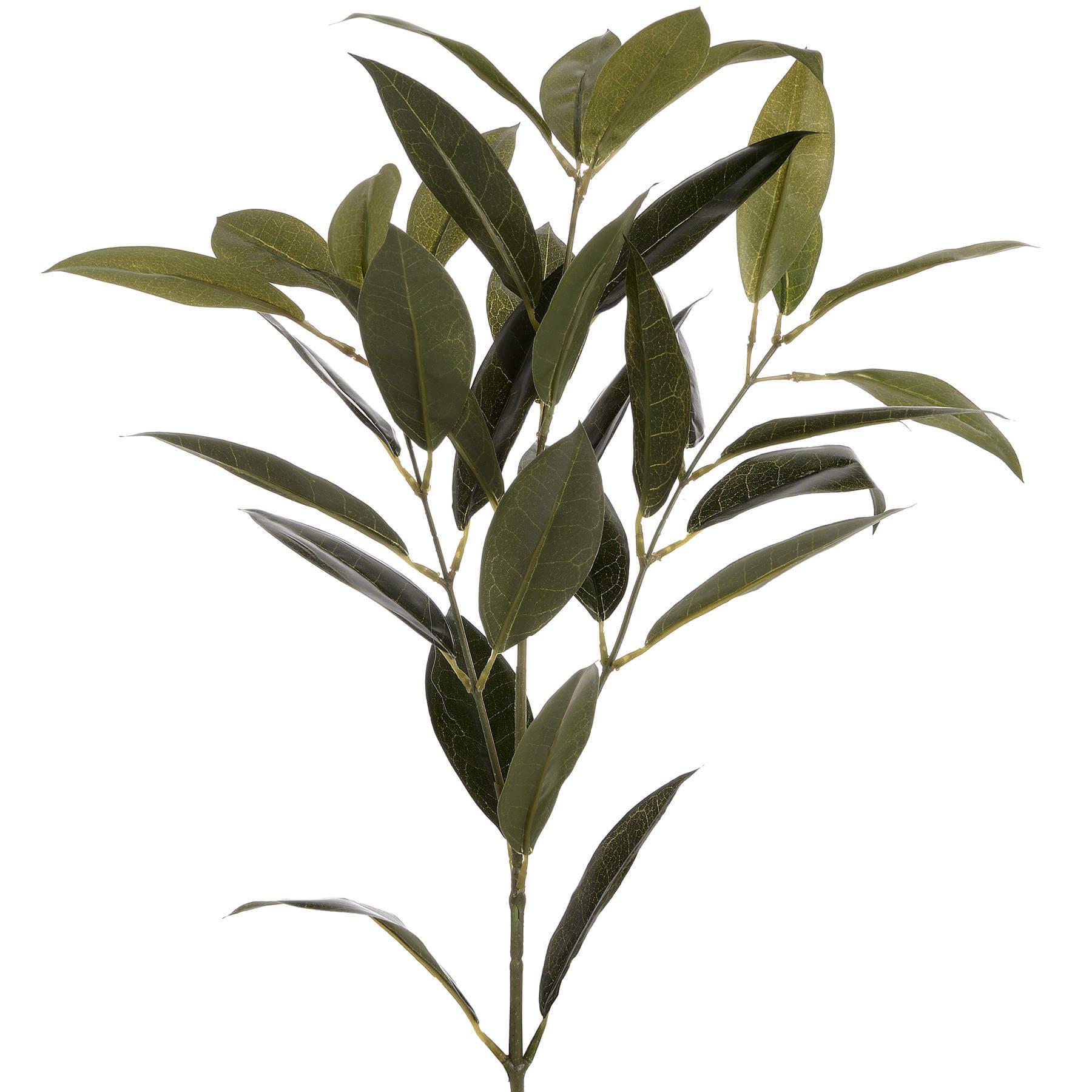 Faux Bay Leaf Spray