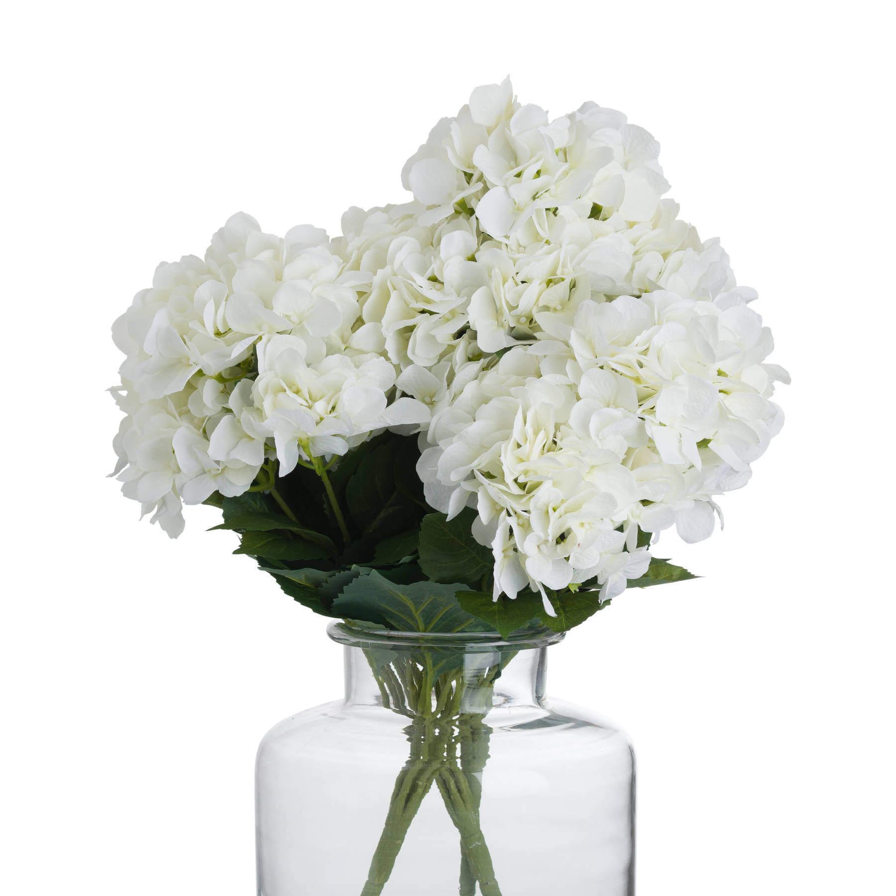 Cream Hydrangea Bouquet