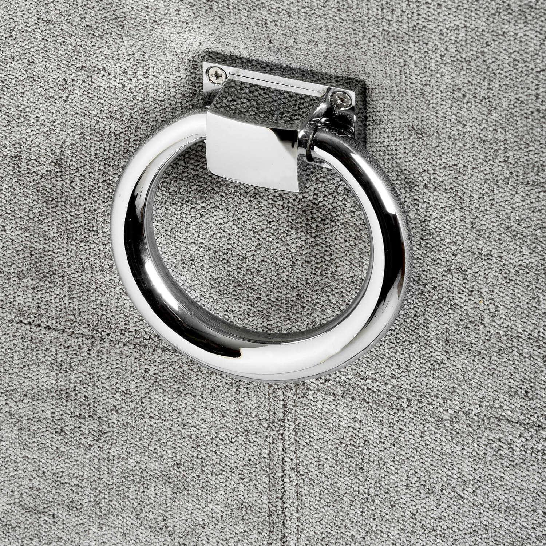 Luxury Ring Back Bar Stool