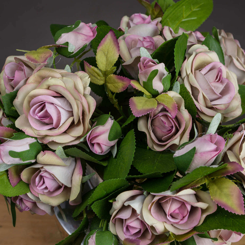 Lilac Rose Spray