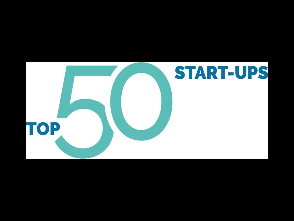 Wir sind unter den Top-50 Startups
