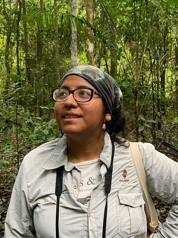 Celebrating Rainforest Partnership's 14th Anniversary and Climate Week An Interview with our Peru Country Director, Fanny Cornejo