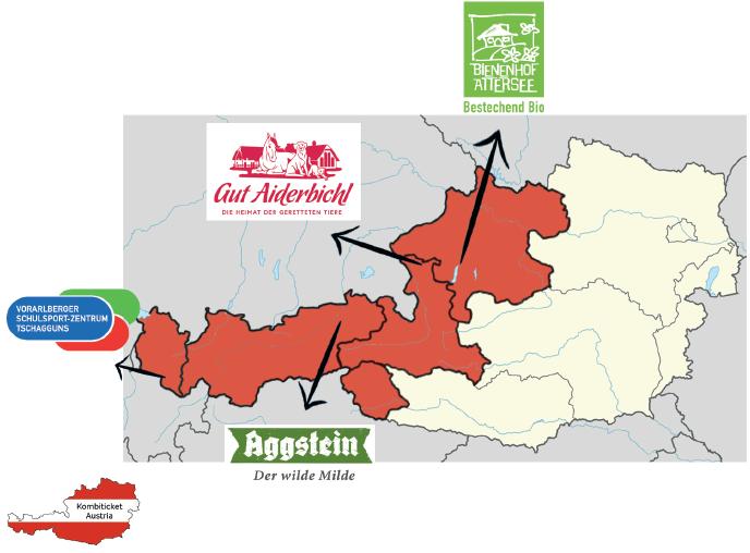 """""""1 Region, 4 Unternehmen"""" - West"""
