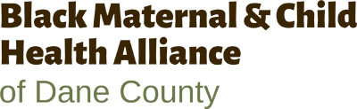 Black Maternal and Child Health Alliance Logo