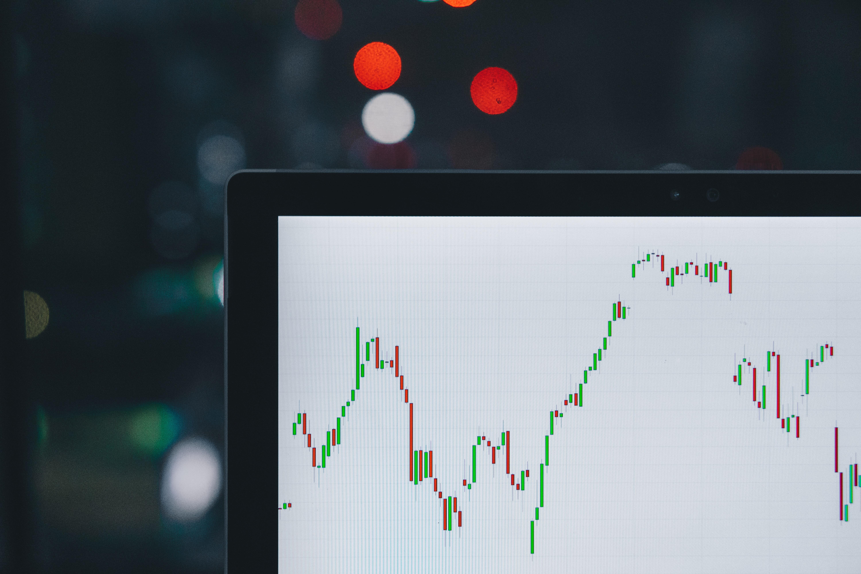 Focus on an arbitrary financial chart