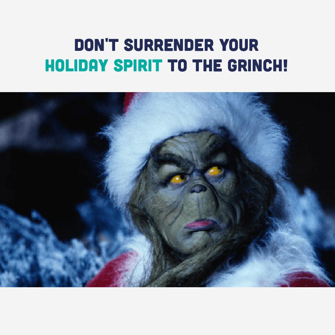 Grinch Christmas Meme Funny