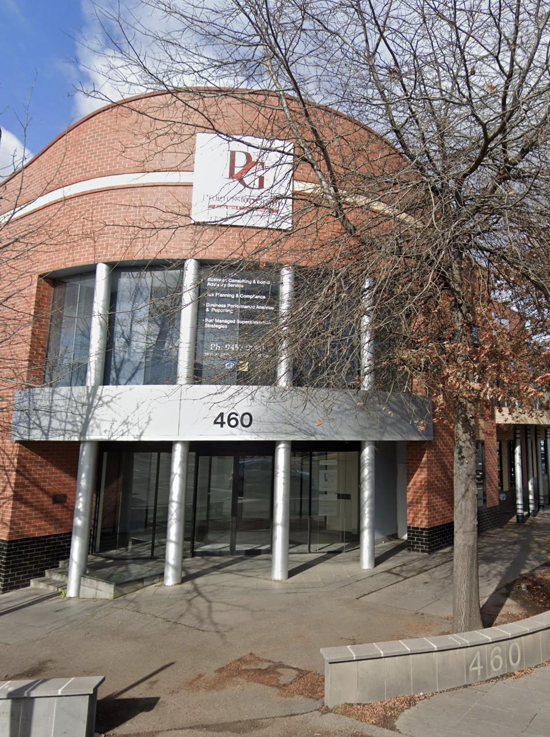 Progression Group headquarters based in Heidelberg
