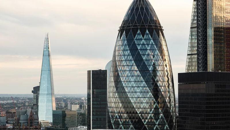 building skyscraper