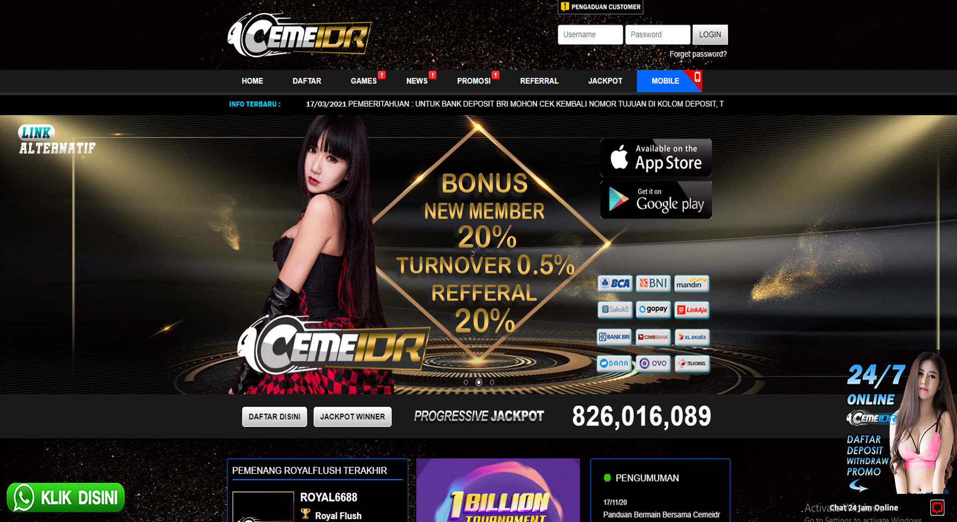 situs judi idn poker cemeidr online terpercaya, terbaik, teraman dan populer