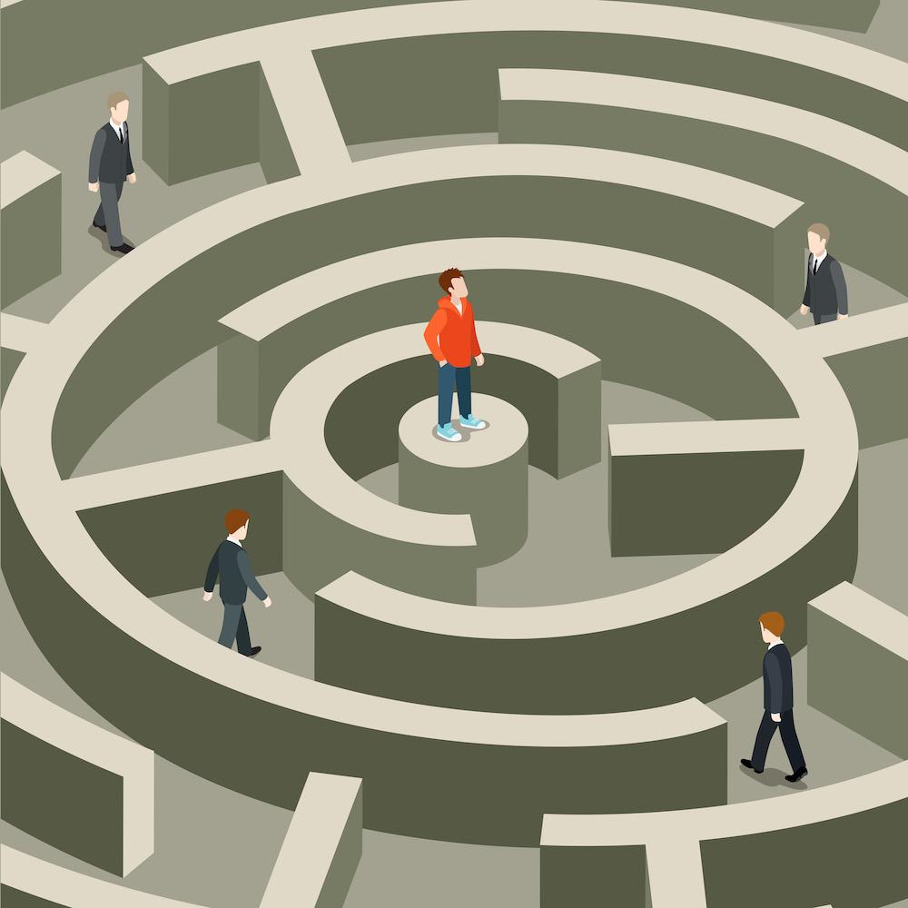 Positionierungsfallen erkennen: Checkliste für eine gelungene Positionierung als Agentur, Webdesigner oder Marketing-Berater/in.