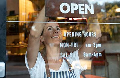 Independent Restaurants & Cafés