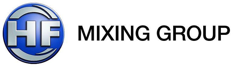 Logo der HF Mixing Group