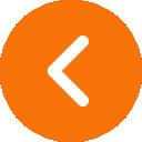 orange circle with arrowhead pointing left