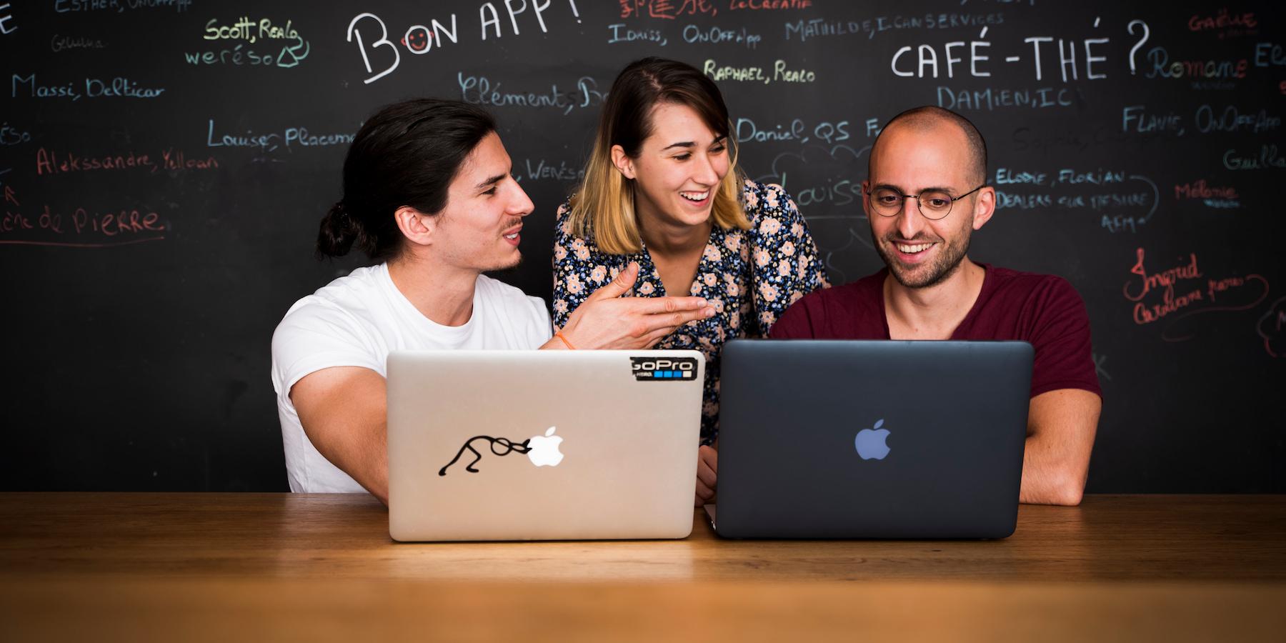Suivre un bootcamp Javascript pour devenir Développeuse web comme Marine