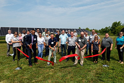 Nautilus Solar Energy Opens Maryland's Largest Community Solar Project Dedicated to Providing Over Half the Power Generated to Low-to-Moderate Income Residents