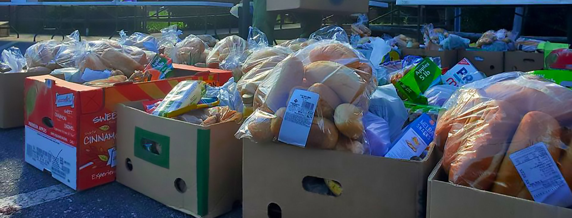 Cypress Creek team recognizes anniversary of COVID-19 by raising $23,008 to address hunger
