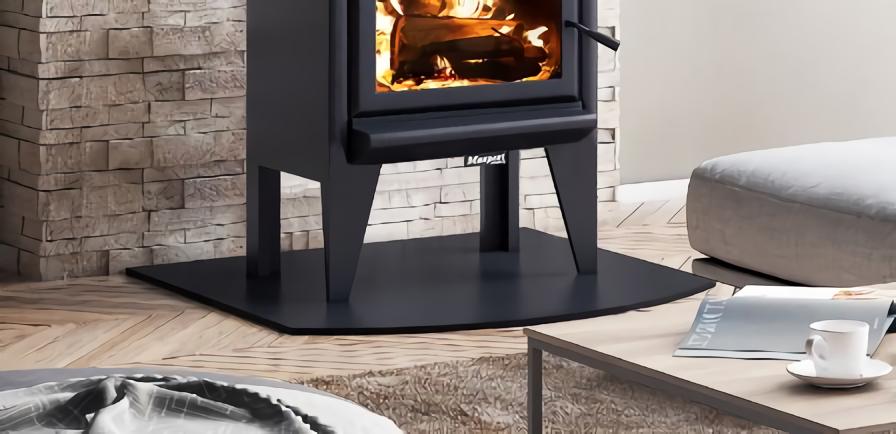 Stevenson & Taylor fireplace