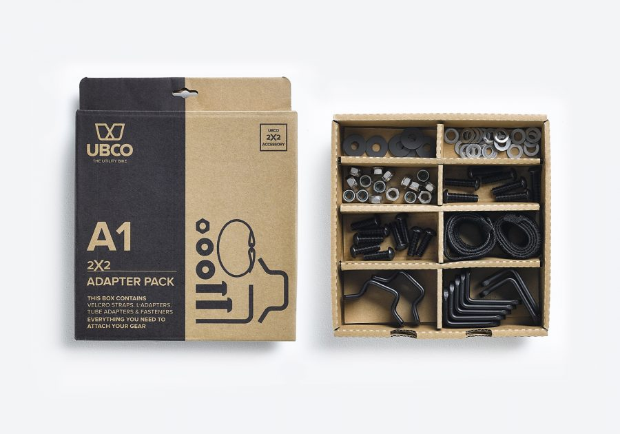 UBCO 2X2 Adapter Pack
