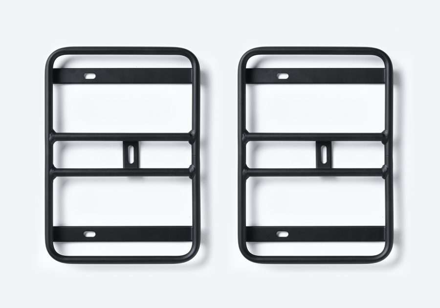 UBCO 2X2 Pannier Frames