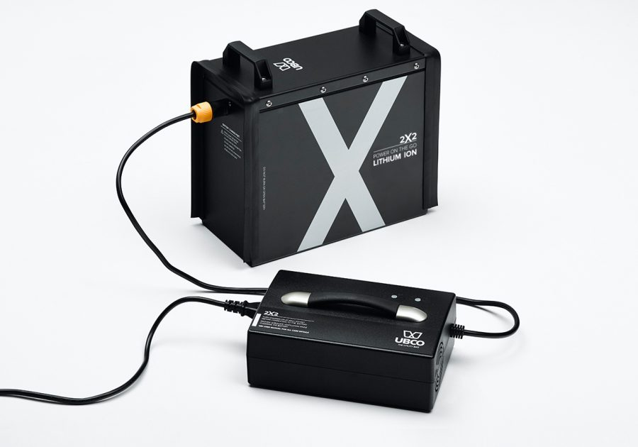UBCO 2X2 Charger