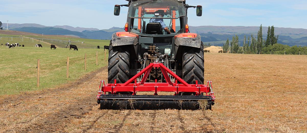 Rata farm equipment