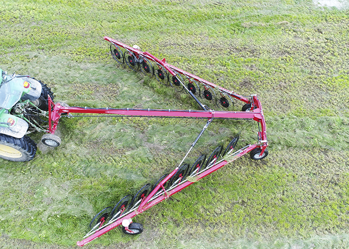 Rata hay and silage equipment