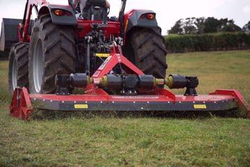 Ag Equipment mulcher topper