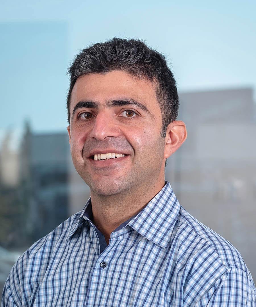 Ali Naderian, Ph.D., P.Eng., SM IEEE