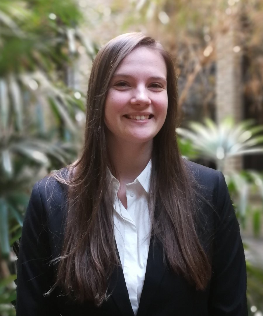 Joanna Melnyk, B.A.Sc., Engineering Science (2022)
