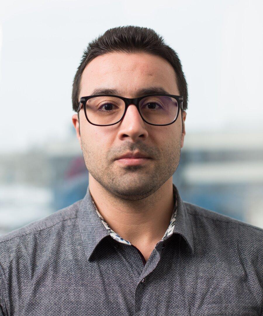 Jafar Mohammadi, Ph.D., M IEEE