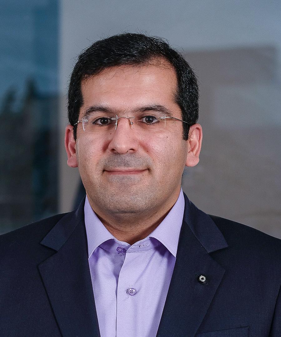 Ali Ashasi-Sorkhabi, Ph.D., P. Eng.