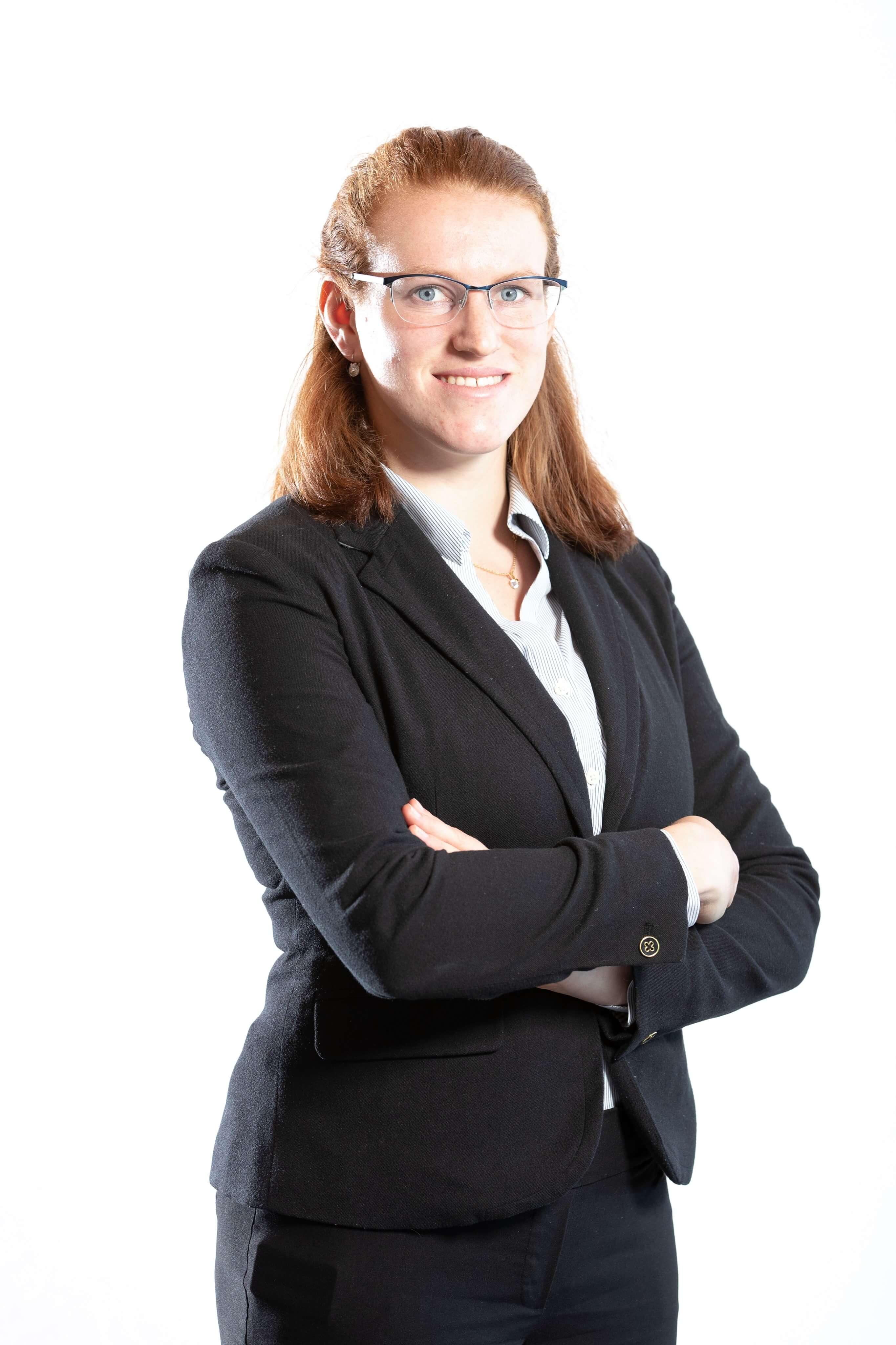 Stephanie Shaw, MBA, BCom