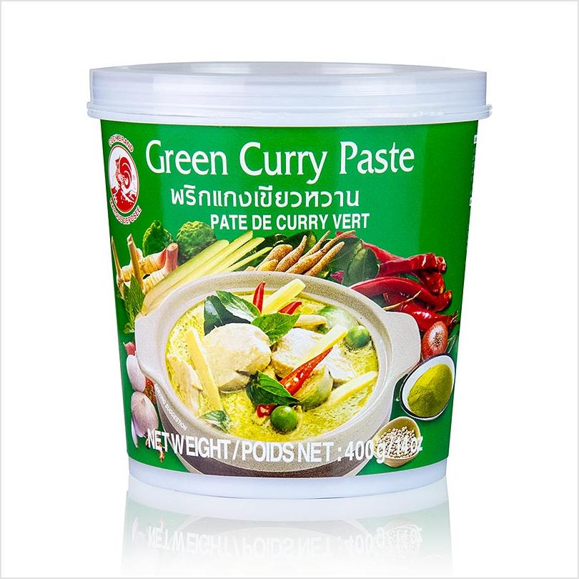 Thai Curry paste (400g tub)