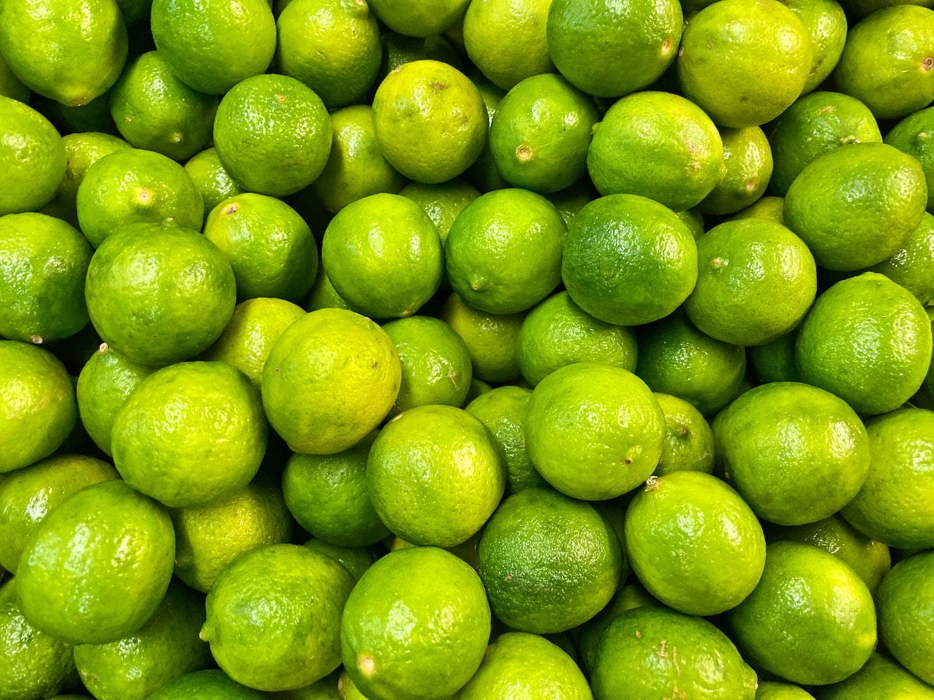 New Zealand grown limes (500g bag)